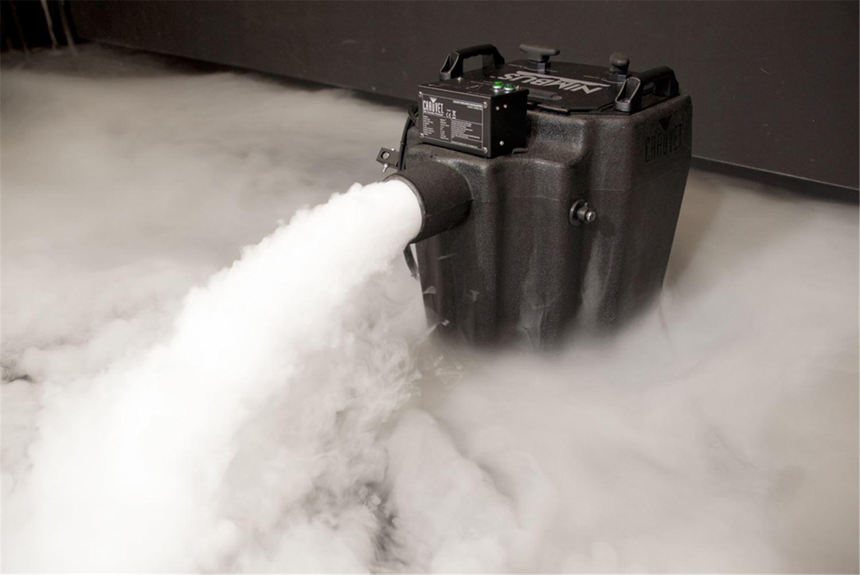 Сухой туман своими руками в домашних условиях